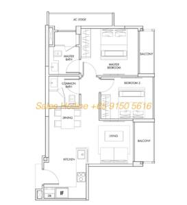 12 On Shan - 2 bedroom