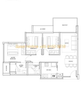 12 On Shan - 3 bedroom