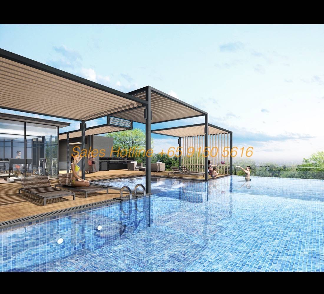 24 One Residences - Pool