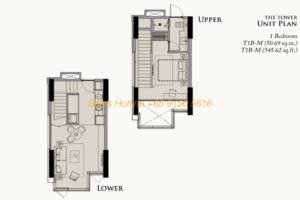 28 Chidlom Site Plan - 1 Bedroom (4)