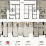 28 Chidlom Site Plan - Level 18
