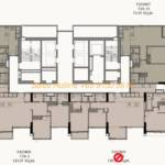 28 Chidlom Site Plan - Level 43