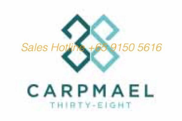Carpmael Thirty Eight 38 Carpmael Road Showflat 65