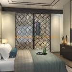 D1mension Capitaland - Bedroom 2