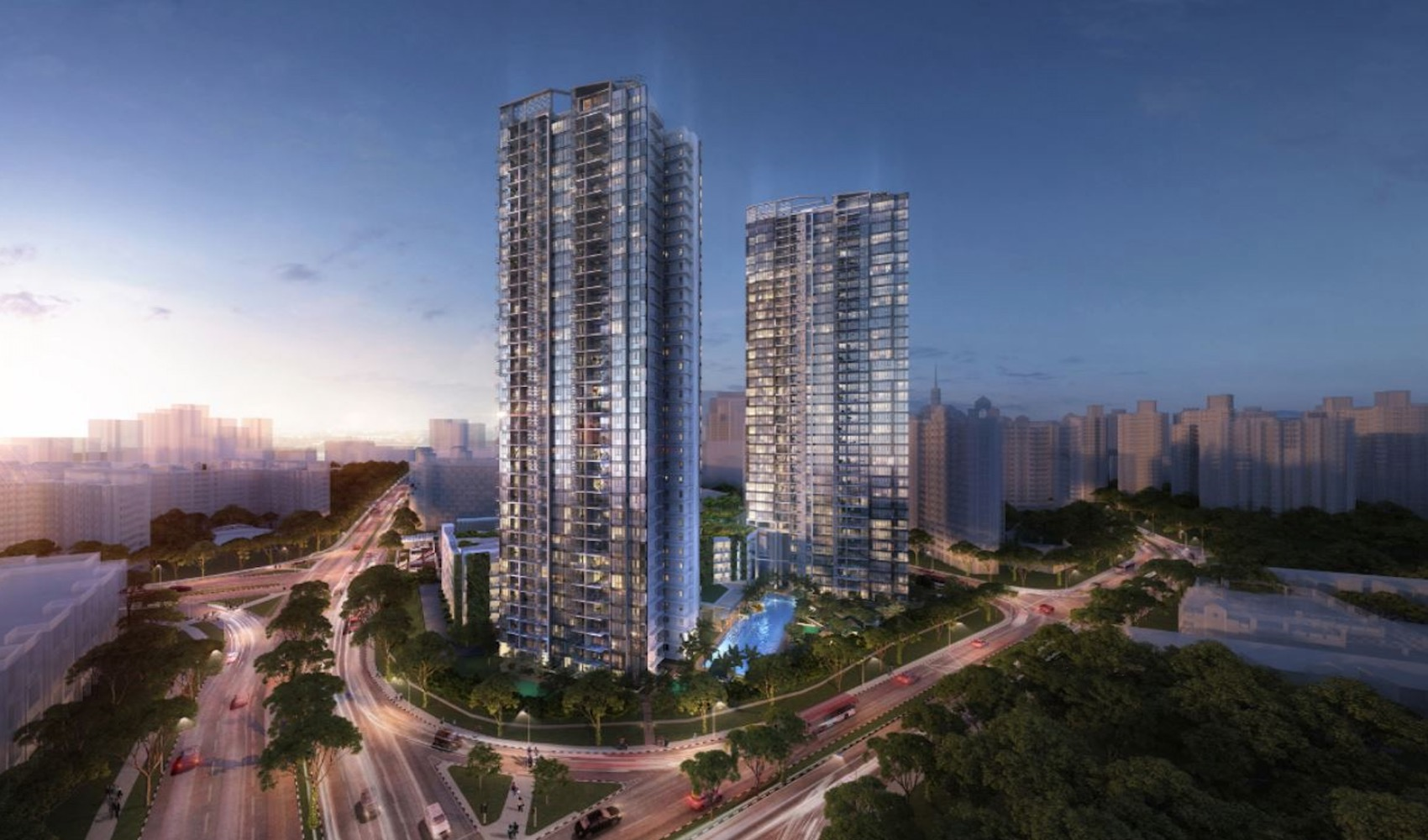 Gem Residences, Toa Payoh