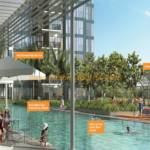 Gem Residences - Lap Pool