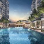 Hundred Palms Residences - Club House and Lap Pool