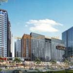 Oxley Convention City - Frontage