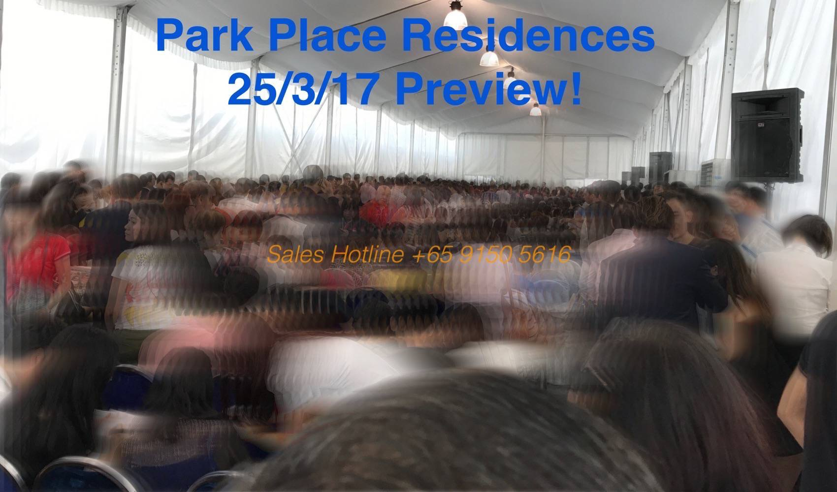 Park Place Residences Preview