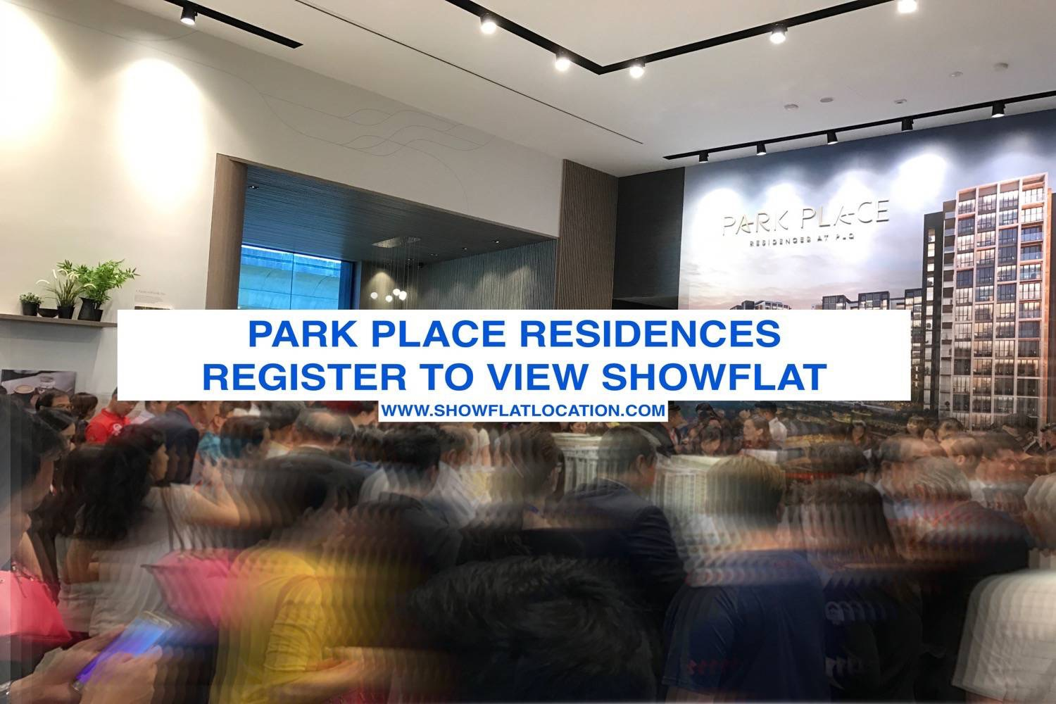 Park Place Residences Showflat