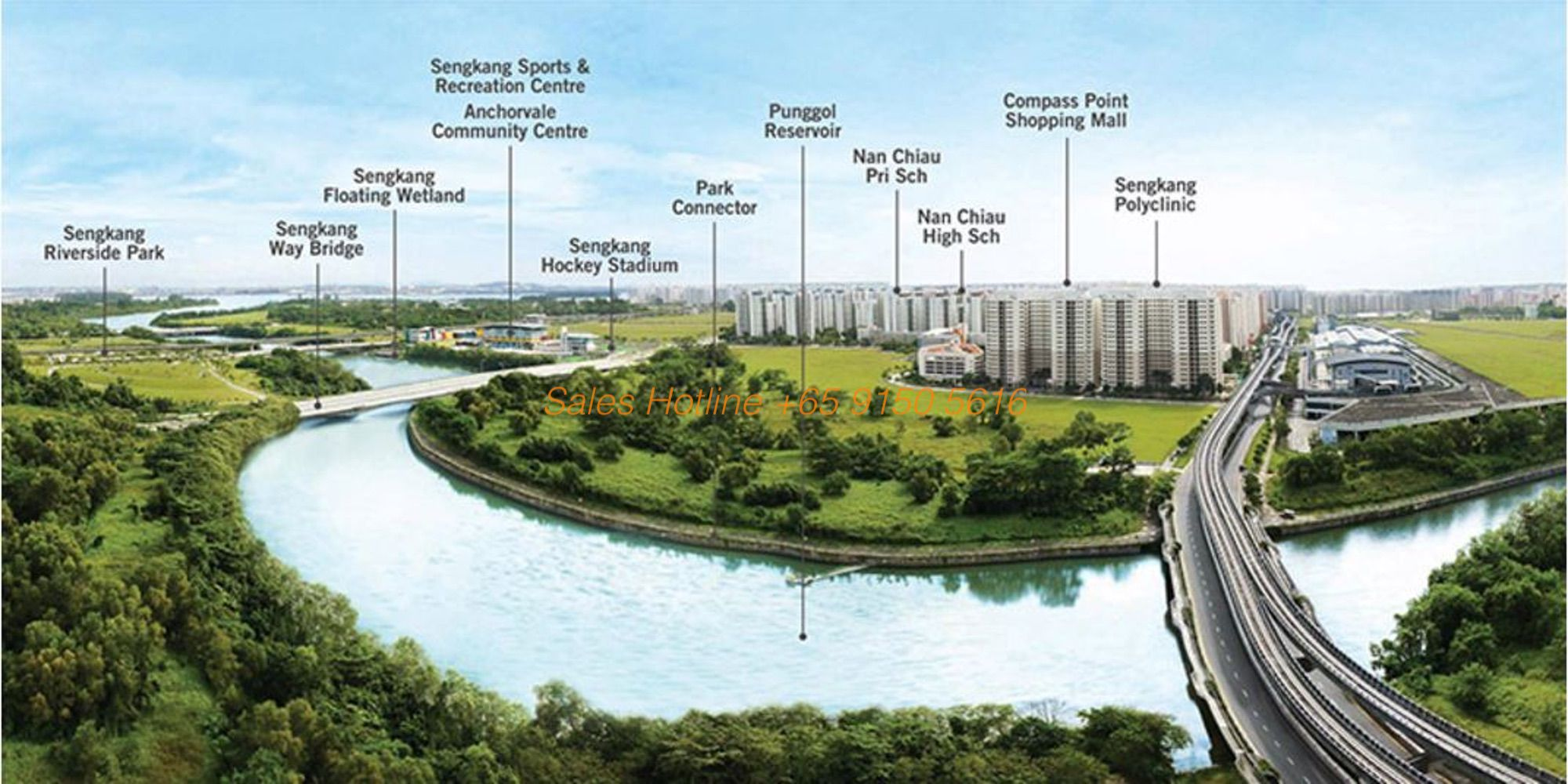 Rivercove Residences EC - Recreational Facilities