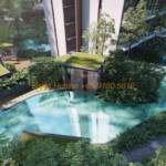 The Clement Canopy - Water landscaping