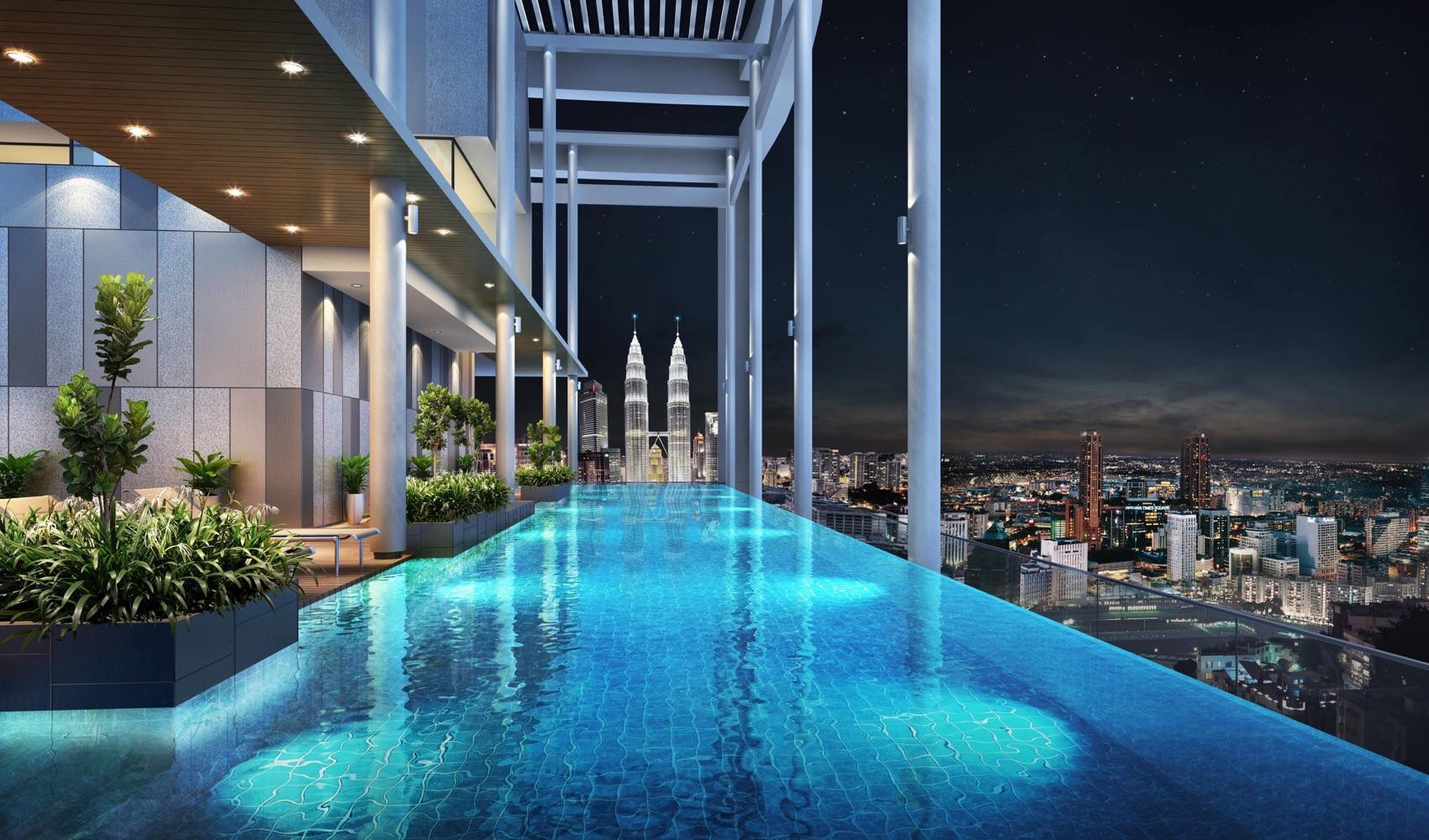 The Colony Luxe KLCC Malaysia