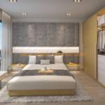 The Luxe Type C Master Bedroom 1