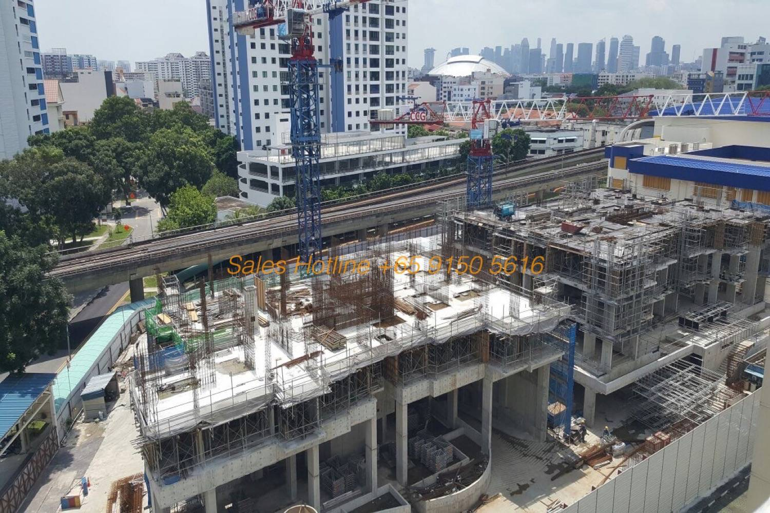 Tre Residences - Development Progress