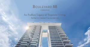 Boulevard 88 Condo by CDL