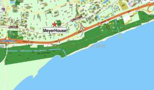 MeyerHouse Location Map