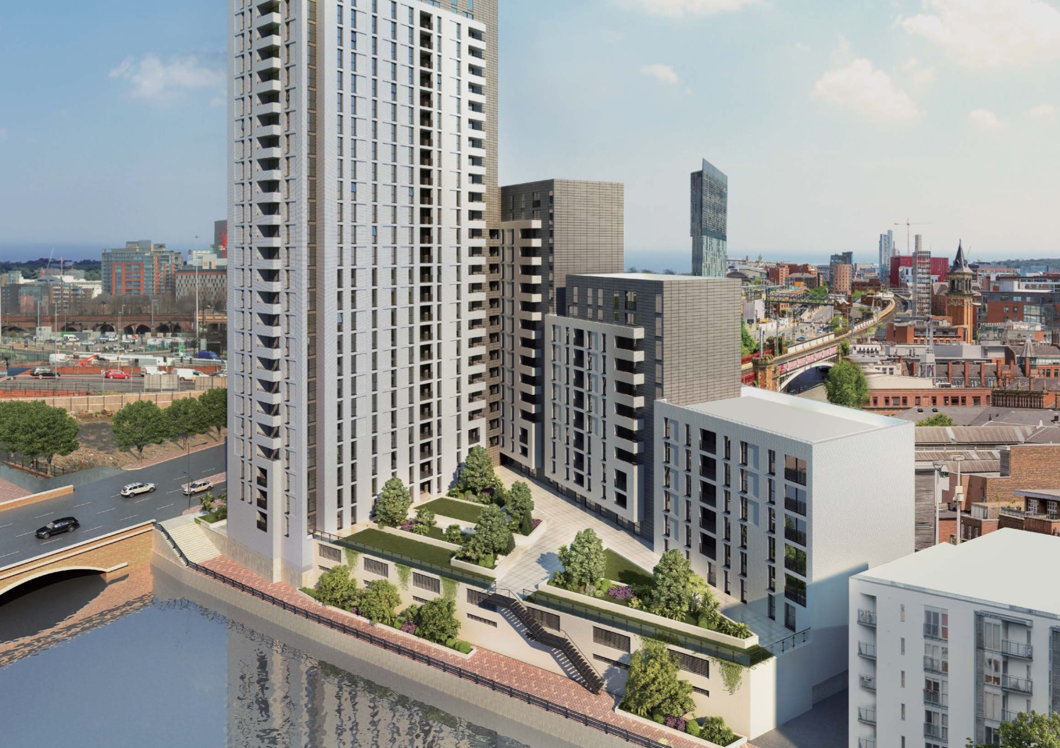 One Regent Manchester Apartments | Book your unit here