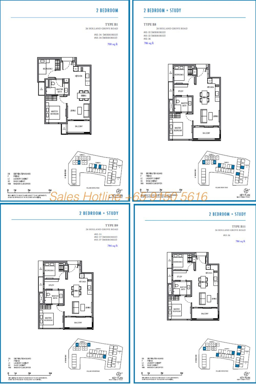Parksuites Condo Floor Plan 2