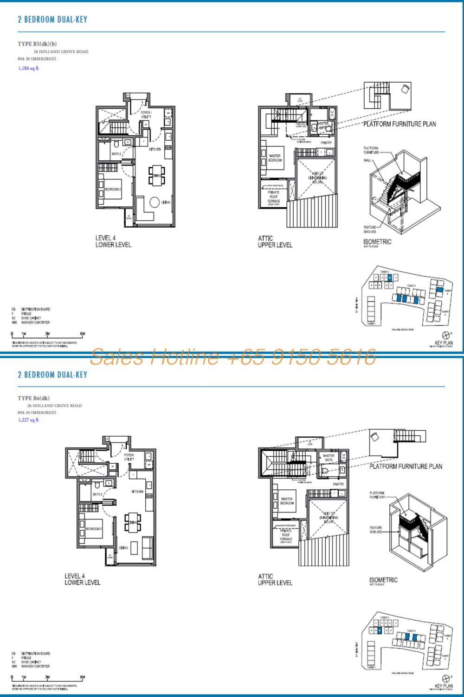Parksuites Condo Floor Plan 4