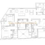 Rezi 35 Floor Plan - 4 Bedroom